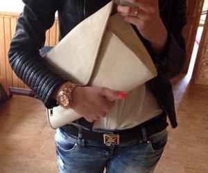 bag, JB, and style image