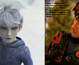 jack frost and hiccup image