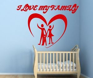 decals, heart, and wall image