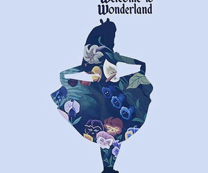 alice, wonderland, and disney image