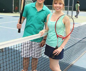nathan kress, icarly, and jennette mccurdy image