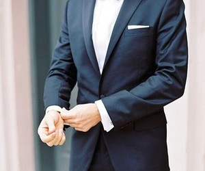 gentleman and suit image