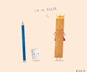 funny, illustration, and cute image