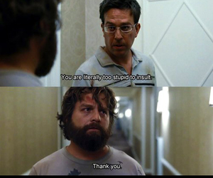 hangover, funny, and stupid image