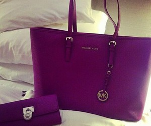 bag, mk, and Michael Kors image