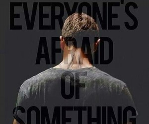 divergent, four, and fear image