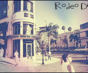 california, rodeo drive, and beverlyhills image