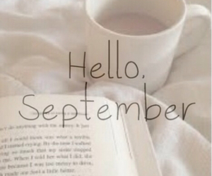 September, love, and hello image