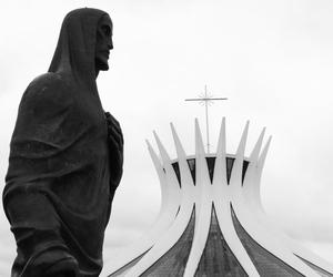arquitetura, brasilia, and oscar niemeyer image