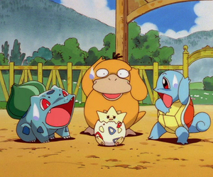 pokemon, squirtle, and togepi image