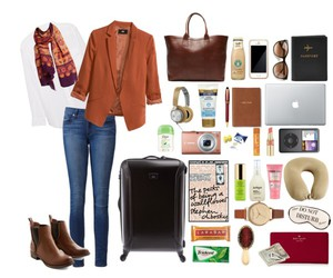 airport, fashion, and chic image