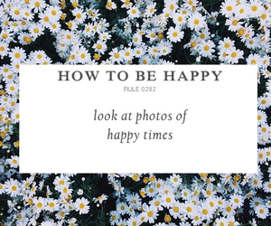 daisies, happy, and old times image