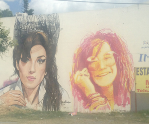 Amy Winehouse, mexico, and art image
