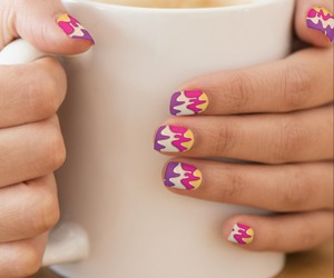 nail art, sweet, and ornaart image