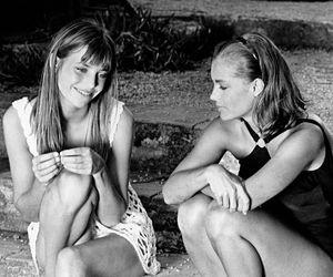 jane birkin, la piscine, and Romy Schneider image