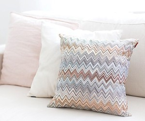 pillow and white image