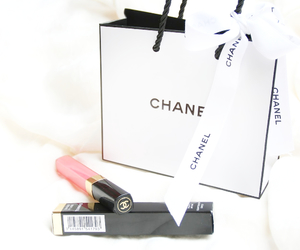 chanel, lipgloss, and luxury image