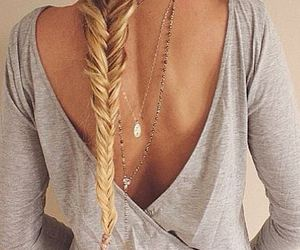 accessories, braid, and fashion image