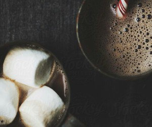 chocolate, drink, and warm image