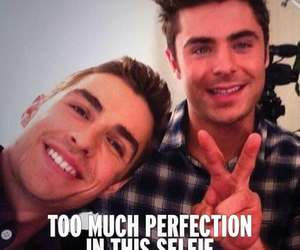 perfection, zac efron, and dave franco image