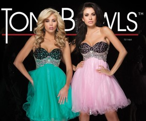 dresses, promdress, and formal image