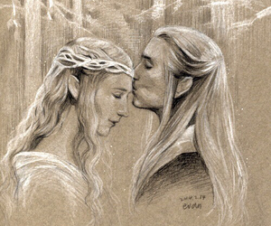 drawings and lord of the rings image