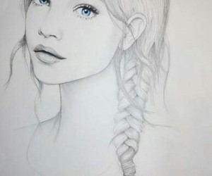art, awesome, and beautiful girl image