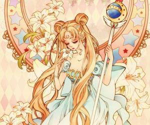 sailor moon, anime, and manga image