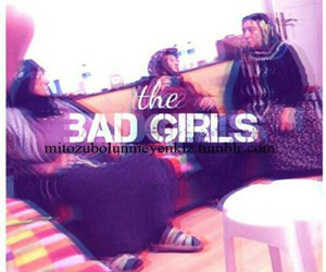 bad girls and party hard image