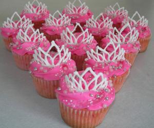 adorable, cupcake, and pink image