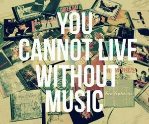 music, life, and live image
