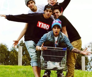 janoskians, james, and daniel image