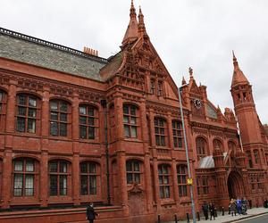 architecture, Birmingham, and court image