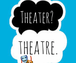 drama, theater, and theatre image