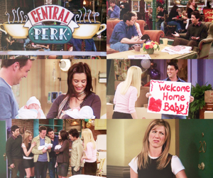 friends and central perk image