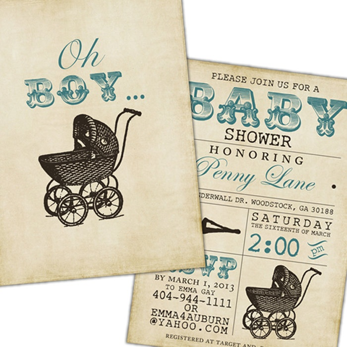 Popular Baby Shower Invitations 2015 Cool Baby Shower Ideas