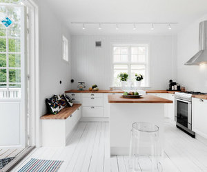 kitchen, room, and home image