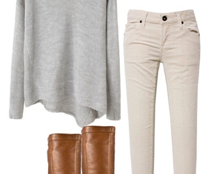 comfy, fall, and neutral image