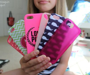 tumblr, case, and pink image