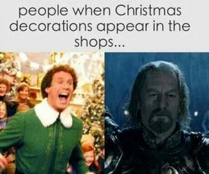christmas, funny, and lol image