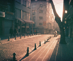 photography, street, and vintage image