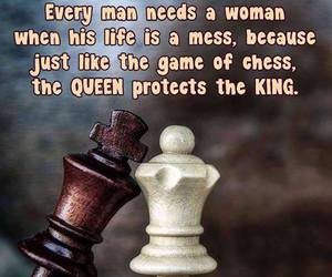 chess, game, and king image