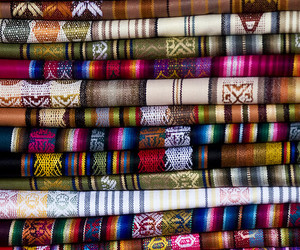 colors, indian, and texture image