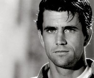 mel gibson, actor, and young image