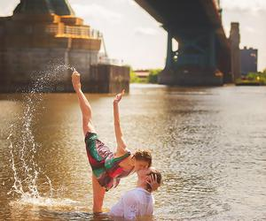 bridge, dance, and photography image