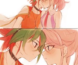 anime, best friends, and boyfriend image