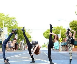 dance and flexibility image