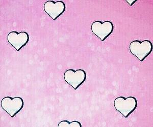 background, corazon, and corazones image