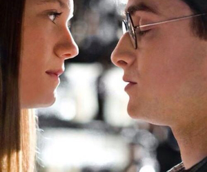 harry potter, ginny weasley, and love image
