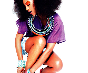 fashion and Afro image